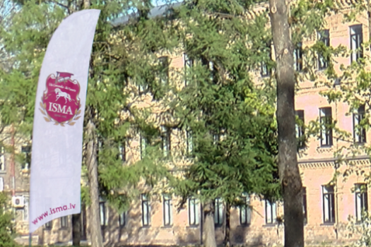 isma universitesi Letonya'da eğitim