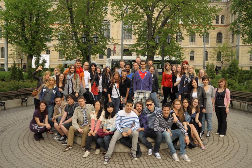 LU apmaiòas studenti.